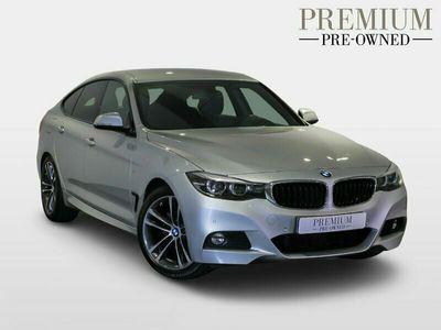 tweedehands BMW 320 3-SERIE Gran Turismo i High Executive (M-Sport - Aerodynamisch Pakket - Connected Drive)