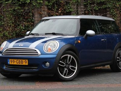 tweedehands Mini Cooper Clubman 1.6 Pepper