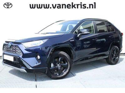 tweedehands Toyota RAV4 2.5 Hybrid Bi-Tone 2WD Stuur/Stoel/Ruit verwarming