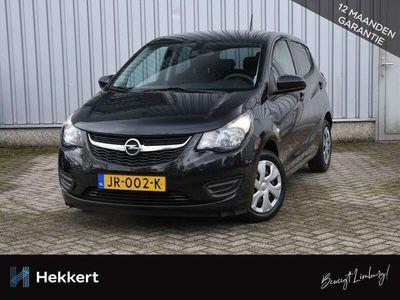 tweedehands Opel Karl Edition 1.0 EcoFlex 75pk CRUISE   CITY DRIVING MODE   12MND GARANTIE
