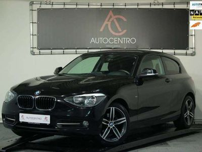 tweedehands BMW 116 116 i Sportline/ PDC / Airco / Stoelverwarming