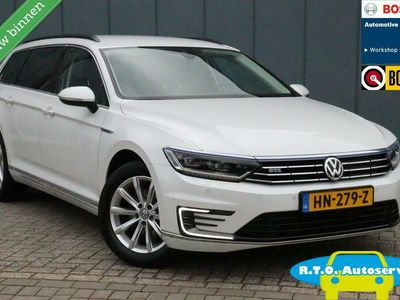 tweedehands VW Passat Variant 1.4 TSI GTE Highline LEER !!