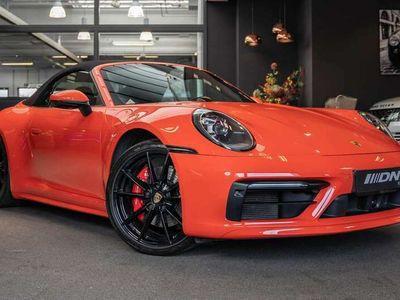 tweedehands Porsche 911 Carrera S Cabriolet 992 992 Sport Design Exclusive 3.0 Ca