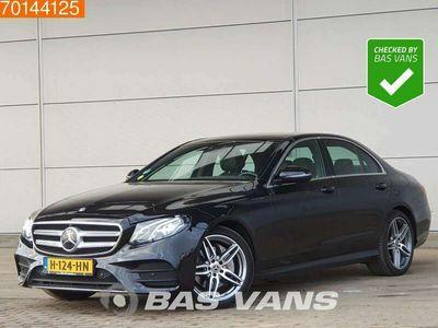 tweedehands Mercedes E220 AMG Panoramadak Rijassistent+ Navi Camera