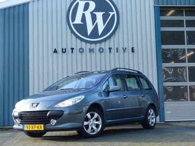 tweedehands Peugeot 307 Break 1.6 HDiF Premium Ecc/Cruise/Lm velgen/ NL Au