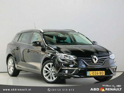 "tweedehands Renault Mégane Estate TCe 140pk Intens | 8,7"" Navi | Clima | Cruise | Camera"