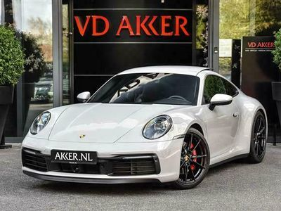 tweedehands Porsche 911 4S 4WSTURING+BURMESTER+LIFT+SCH.DAK NP.229K