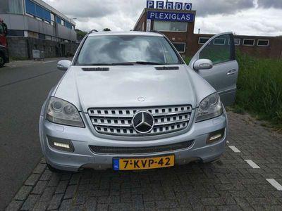 tweedehands Mercedes ML320 320 CDI AMG