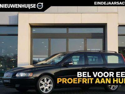 tweedehands Volvo V70 2.4 Edition Classic LEER XENON LPG G3