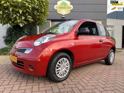 tweedehands Nissan Micra 1.2 Connect Edition airco apk 77.000 km
