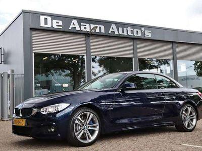 tweedehands BMW 435 435 Cabrio i xDrive M-Pakket Adaptive