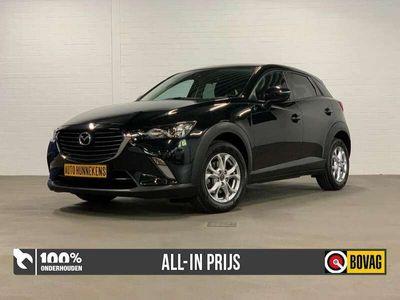 tweedehands Mazda CX-3 2.0 TS+ 120PK Navigatie - Cruise & Climate c. - St