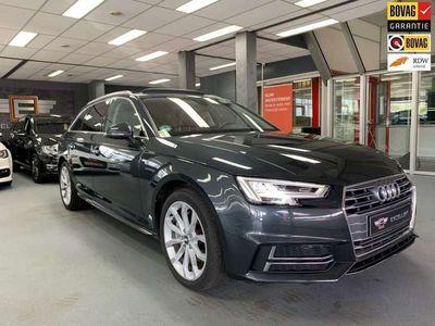 tweedehands Audi A4 Avant 3.0 TDI quattro S-LINE/PANO/STANDKACHEL/TREK