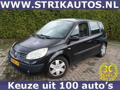 tweedehands Renault Scénic 2.0-16V Expression Luxe