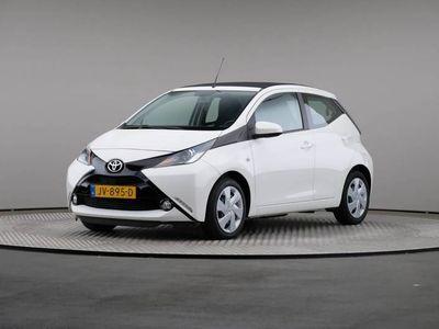 tweedehands Toyota Aygo 1.0 VVT-i x-wave, Airconditioning, Cabriodak