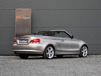 tweedehands BMW 123 1 Serie d | stoelverwarming | navi | Έlectric kap