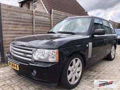tweedehands Land Rover Range Rover 3.6 TDV8 2009 Schuifdak Zwart Motor start niet
