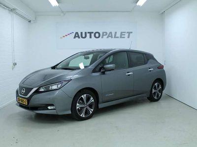 tweedehands Nissan Leaf Tekna 40 kWh 4% bijtelling **ex BTW** € 5016 netto bijtelling!