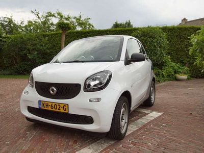 tweedehands Smart ForTwo Coupé 1.0 Turbo Pure