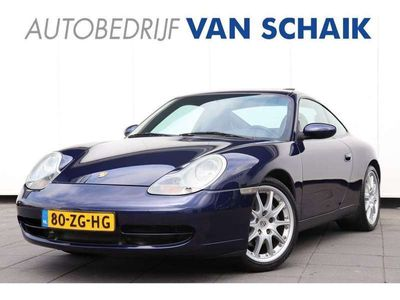 tweedehands Porsche 911 Carrera 3.4 Coupé| 301 PK | LEDER | SCHUIFDAK | C