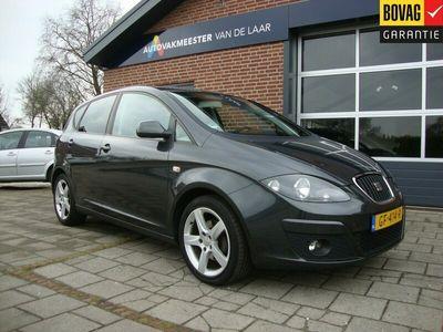 tweedehands Seat Altea 1.6 Sport 75kw (ECC-airco, 17 inch lichtmetalen velgen) RIJKLAAR!