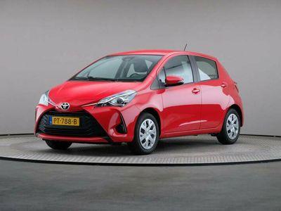 tweedehands Toyota Yaris 1.5 VVT-i Aspiration, Navigatie