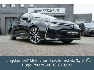 tweedehands Toyota Corolla 1.8 Hybrid Bluetooth/Camera/Cruise/PrivacyGlass