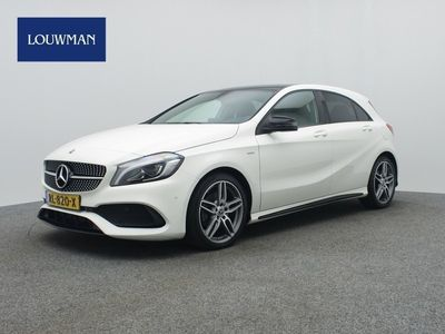 tweedehands Mercedes A160 Edition + AMG-Pakket
