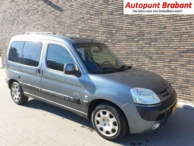 tweedehands Peugeot Partner MPV 1.6-16V Zenith 2 Airconditioning Cruise Contro