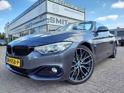 tweedehands BMW 428 i Cabrio High Exec. Harman Kardon/Led/Nav.