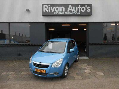 tweedehands Opel Agila 1.2 enjoy