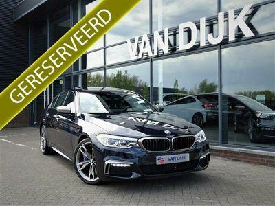 tweedehands BMW 540 540M Sport High Exe. Pano.dak Nav.pro Head-up Dr