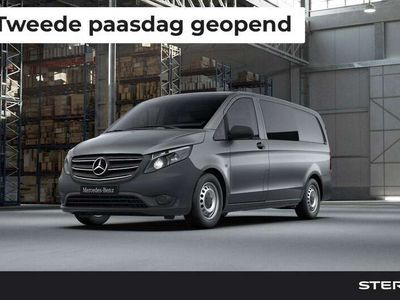 tweedehands Mercedes Vito 114 L2 Automaat Dubbel Cabine Lease Edition