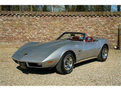 tweedehands Chevrolet Corvette Stingray Corvette C3Convertible Nice driving condition gr