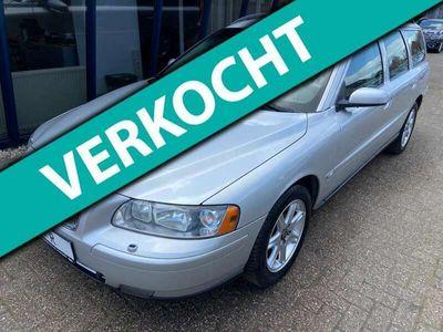 tweedehands Volvo V70 2.5T Kinetic 200PK Youngtimer