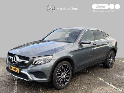 tweedehands Mercedes GLC220 Coupé d 4MATIC Ambition AMG