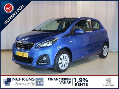 tweedehands Peugeot 108 1.0 72 PK ACTIVE | AIRCO | RADIO | BLUETOOTH