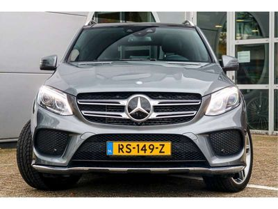 tweedehands Mercedes GLE350 d 4MATIC AMG trekhaak | 360 camera |..