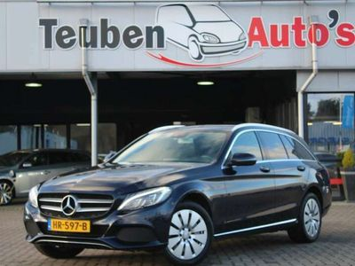 tweedehands Mercedes C350 Estate e Lease Edition 1e eigenaar, Nederlandse au