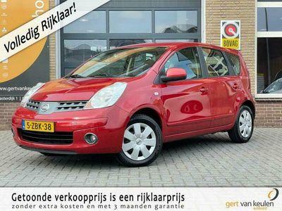 tweedehands Nissan Note 1.6 VISIA AIRCO/TREKHAAK/HOGE ZIT/NETTE AUTO!