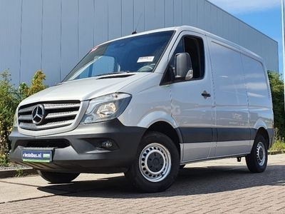 tweedehands Mercedes Sprinter 216 cdi l1h1 airco