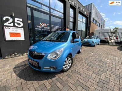 tweedehands Opel Agila 1.2 Enjoy AIRCO EL RAMEN LM VELGEN TREKHAAK
