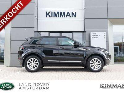 tweedehands Land Rover Range Rover evoque SI4 * 241 pk* 4WD Pure