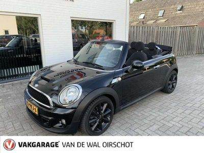 tweedehands Mini Cooper S Cabriolet 1.6 Pepper