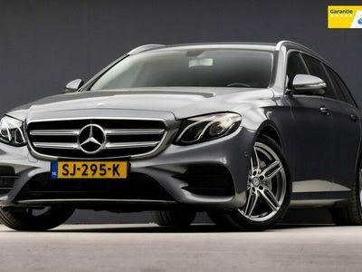 tweedehands Mercedes 220 E-KLASSE EstateAMG Premium Sport Automaat 195Pk|AMG PAKKET, BURMESTER AUDIO, NAVI, CAMERA, LUCHTVERING ACHTER|