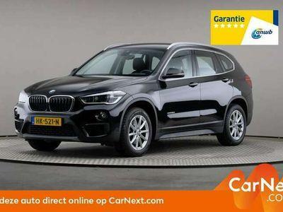 tweedehands BMW X1 sDrive18d Corporate Lease Edition Executive, Led, Navigatie