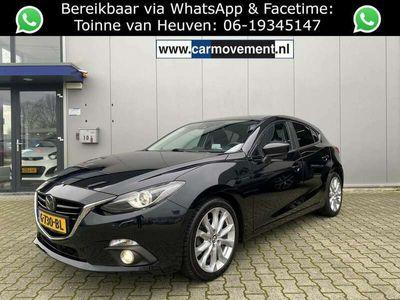 tweedehands Mazda 3 2.0 HP 165PK GT-M FULL OPTION NAVI | CAMERA | XENO