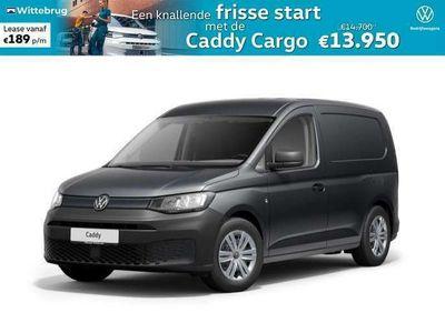 tweedehands VW Caddy  Cargo 2.0 TDI Comfort 102PK - WORDT VERWACHT