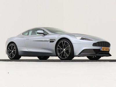 tweedehands Aston Martin Vanquish 6.0 V12 Carbon Touchtronic 2+2 LEDER NAVI CAMERA