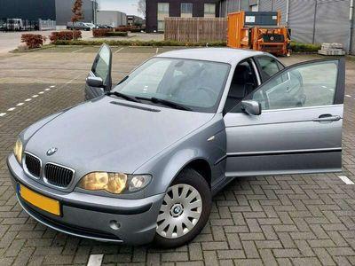 tweedehands BMW 318 speciaal Edition E46 LPG G3